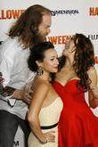 Danielle Harris, Tyler Mane and Scout Taylor-compton