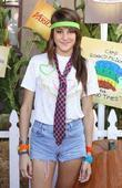 Shailene Woodley Camp Ronald McDonald for Good Times...