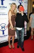 Anna Kournikova and guest,  HardBat Classic VIP...