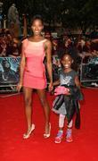 Jamelia, Harry Potter and Empire Leicester Square