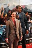Daniel Radcliffe, Harry Potter and Empire Leicester Square