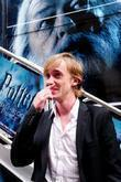 Tom Felton and Harry Potter