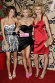 Rachel Mccord, AnnaLynne McCord and Angel McCord HBO...