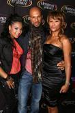 Ashanti, Common, Eve Hennessy Artistry 2009 'Halo' event...