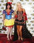 Holly Madison and Laura Croft