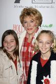 Jeanne Cooper and with her Grandchildren