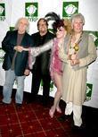 David Crosby, Stephen Stills, Graham Nash, aka Crosby, Stills, Nash and with Bette Midler