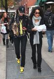 isabel fillardis goes for lunch with a friend new y