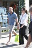 Jason Statham and Girlfriend Alex Zosman Out Shopping
