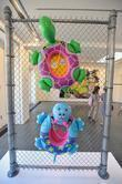 Chainlink (2003) Jeff Koons: Popeye Series - press...