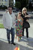 Jermaine Jackson, Halima Rashid and Shawn King