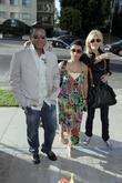 Jermaine Jackson, Halima Rashid and Shawn King