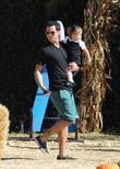 Cash Warren takes his daughter