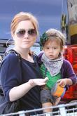Jessica Alba's daughter and Jessica Alba