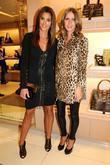 Cindy Crawford and Nicky Hilton