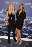 Paris Hilton and Jimmy Choo