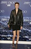 Whitney Port and Jimmy Choo