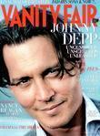 Johnny Depp, Vanity Fair