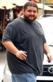 'lost' Star Jorge Garcia Leaving Joan's On Third In West Hollywood After Having Lunch