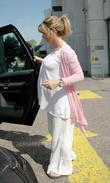 Pregnant Presenter Kate Garraway