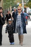 Kate Hudson and her son