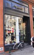 GV of Madewell in SoHo as visited by Katie Holmes