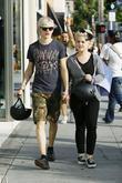 Kelly Osbourne and Boyfriend Luke Worrall