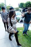 Kourtney Kardashian and Her Mother Kris Jenner