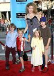 Ondi Timoner, family and Los Angeles Film Festival
