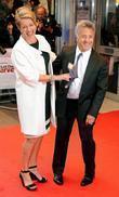 Emma Thompson and Dustin Hoffman