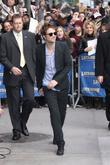 Robert Pattinson, David Letterman