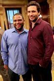 Anthony Anderson and Jeremy Sisto