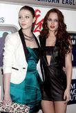 Leighton Meester and Michelle Trachtenberg
