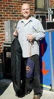 Larry Miller, David Letterman and Ed Sullivan Theatre