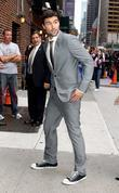 Brody Jenner and David Letterman