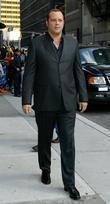 Vince Vaughn, David Letterman