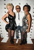 Sarah Harding, Designer Donavan and Beverley Knight 25th...