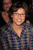Kate Silverton, London Fashion Week