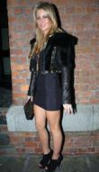 Alex Curran arrives at Lifestyle Fashion Week Liverpool,...