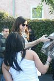 Liv Tyler leaving the Fred Seagal store Los...