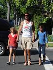Lorenzo Lamas Takes His Daughters Victoria