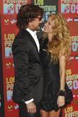 Paulina Rubio and MTV