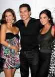 Marissa Lopez-Wong, Mario Lopez, The Bank nightclub