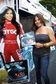 Race car driver/Author Milka Duno