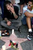 Michael Jackson and Walk Of Fame