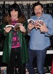 Noel Fielding and Julian Barratt Of The Mighty Boosh