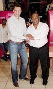Vitali Klitschko and Mike Tyson