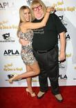 Carmen Electra and Bruce Vilanch