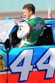 AL Allmendinger (No. 44 Ford Drive one Drive)...
