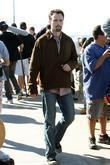 Actor on the set of 'NCIS: Los Angeles'...
